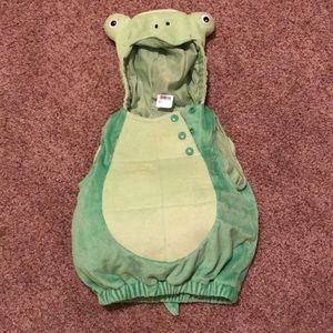 Infant 6-12 months Turtle Costume